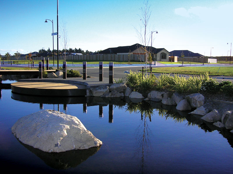 park at selwyn rolleston falcon's landing yoursection